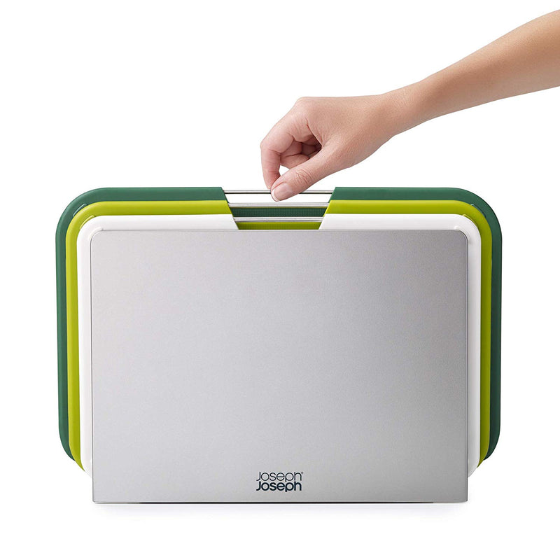 Nest Plastic Cutting Set with Storage Stand