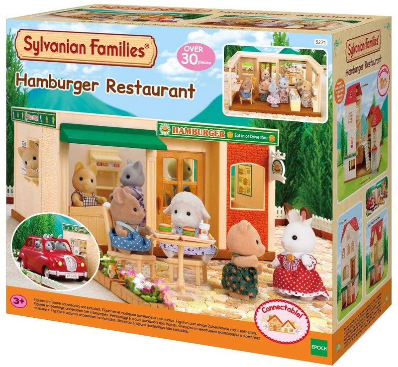 Kids Hamburger Restaurant