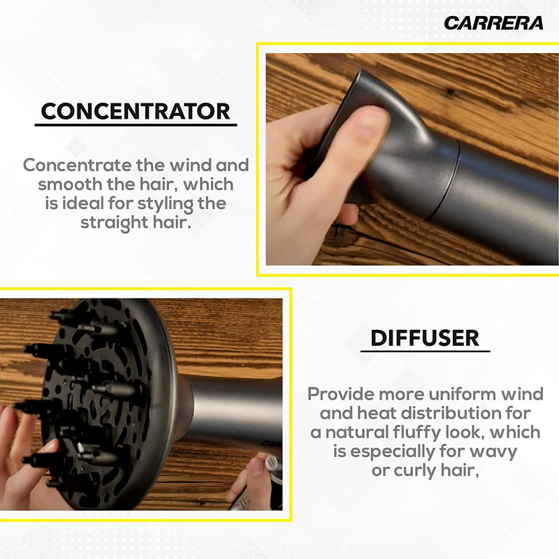 631 Professional Hair Dryers for Men & Women