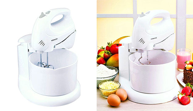 Hand Mixer Stand With Bowl