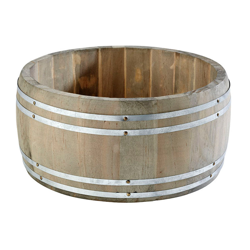 Bread Basket Barrel - COUNTRY STYLE