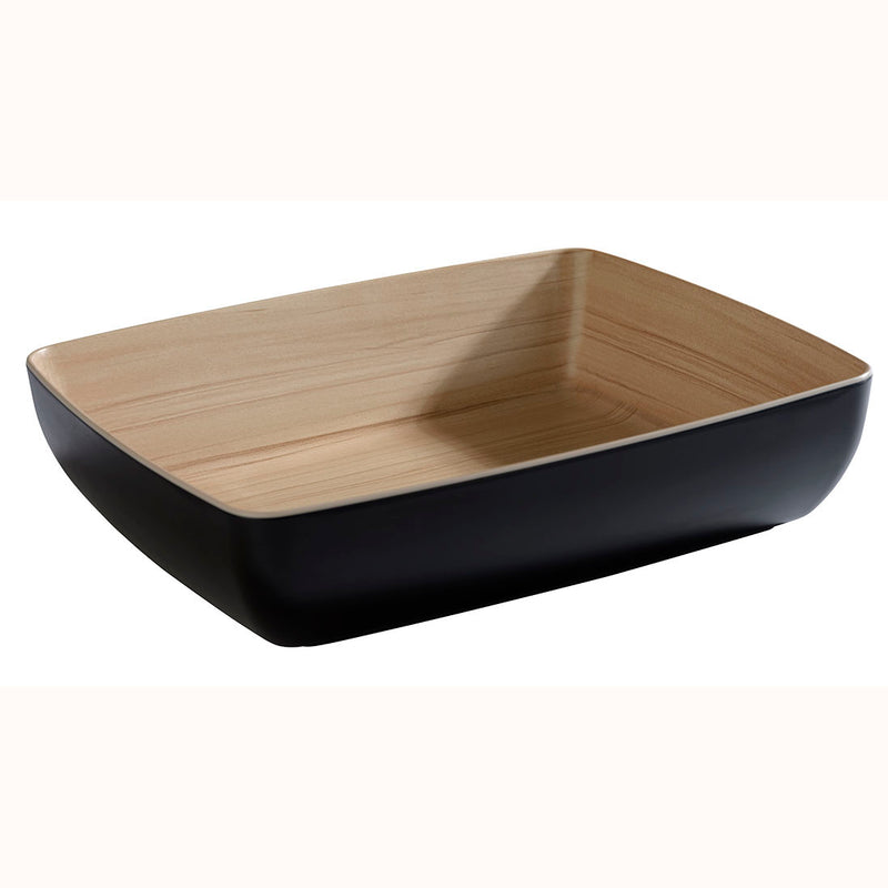 Rectangular Serving Bowl - High End  Melamine