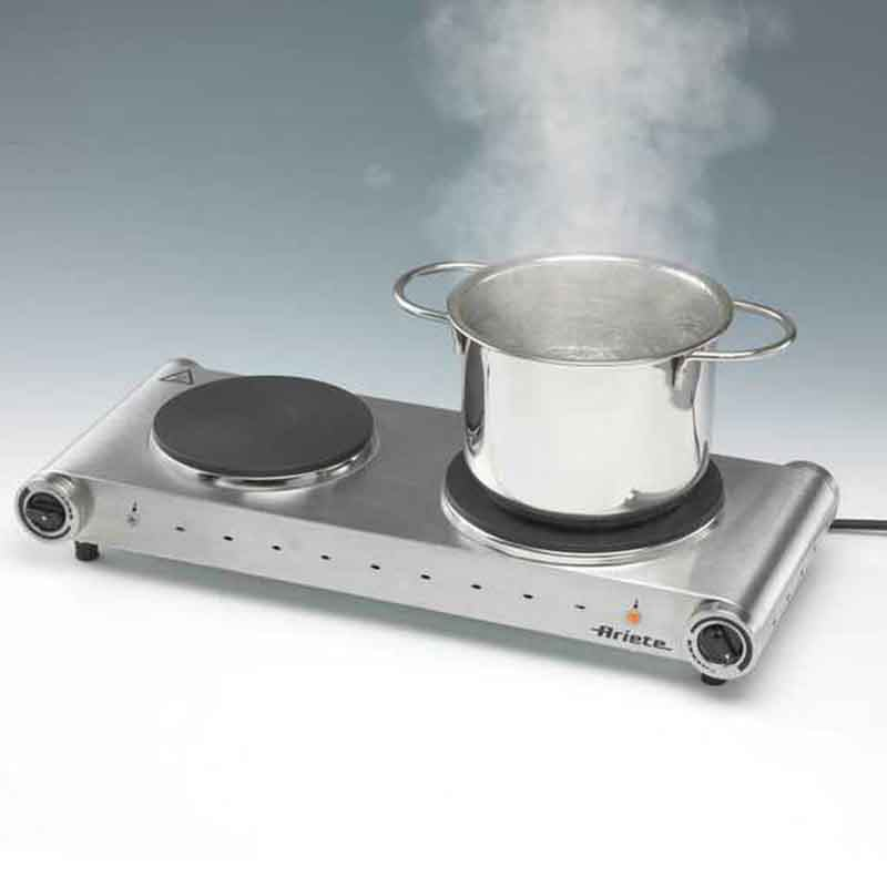 Electric Double Cooking Plate
