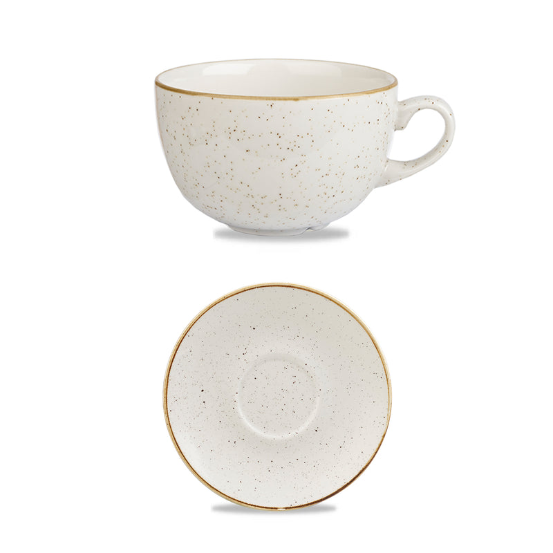 Tea / Coffee Cup - Includes Cup & Saucer
