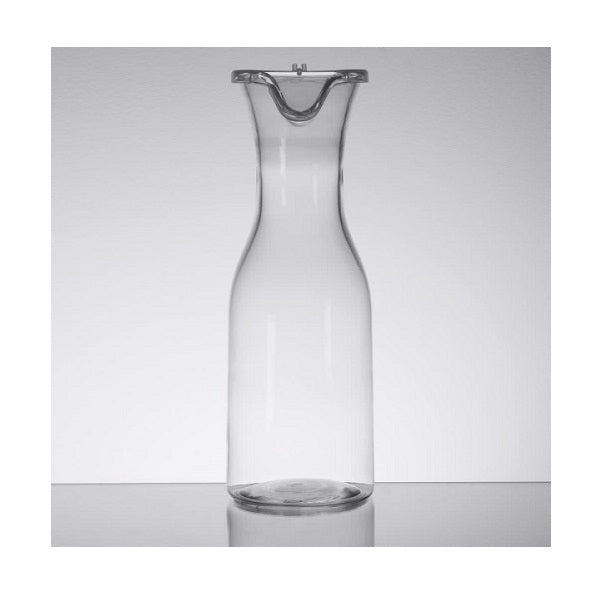 Juice Carafe  with Lid - Polycarbonate Plastic