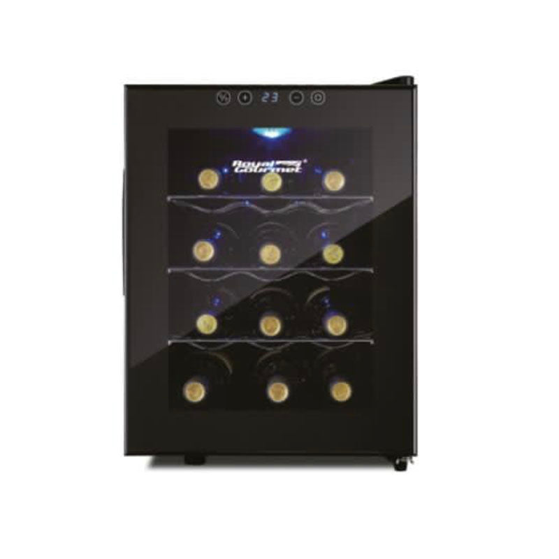 Thermoelectric Wine Cooler 12 Bottles - WC12SZB