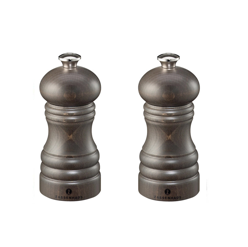 Salt & Pepper Mill / Grinder - Berlin Dark Stained Wood
