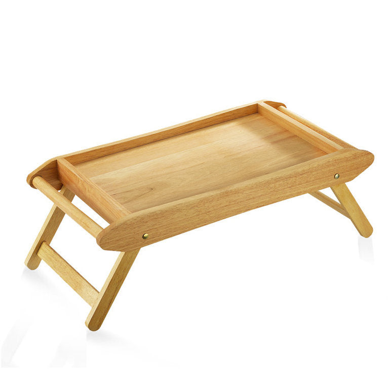 Breakfast Bed Table with folding legs