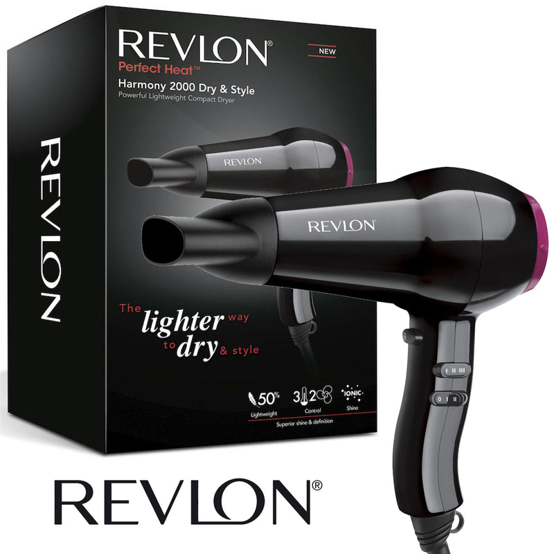 Hair Dryer and Styler