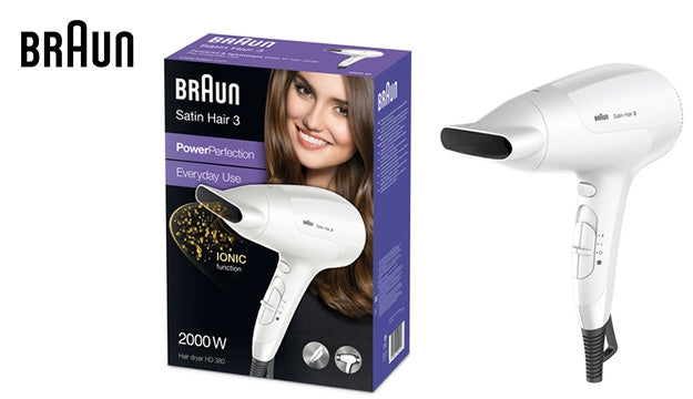 Power Perfection Hair Dryer