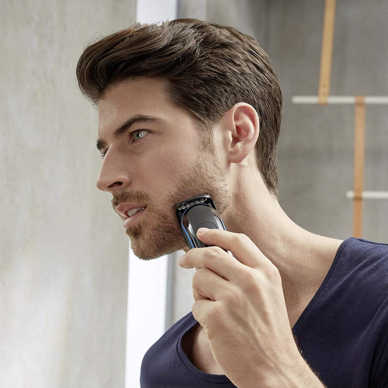 Beard Trimmer/hair Clipper, 9-in-1-MGK-3080