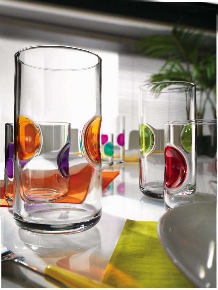 Giove Glass Cups