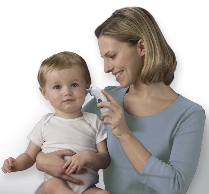 ThermoScan 3 Infrared Ear Thermometer