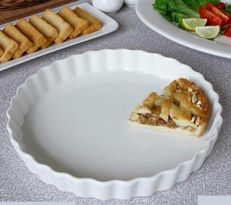 Large Round Baking Dish