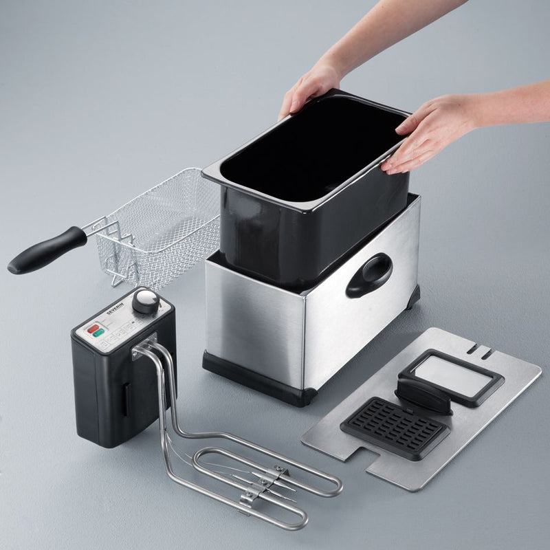 Deep Frying Box