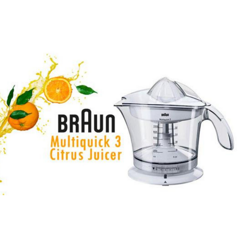Braun Citrus Juicers MPZ9
