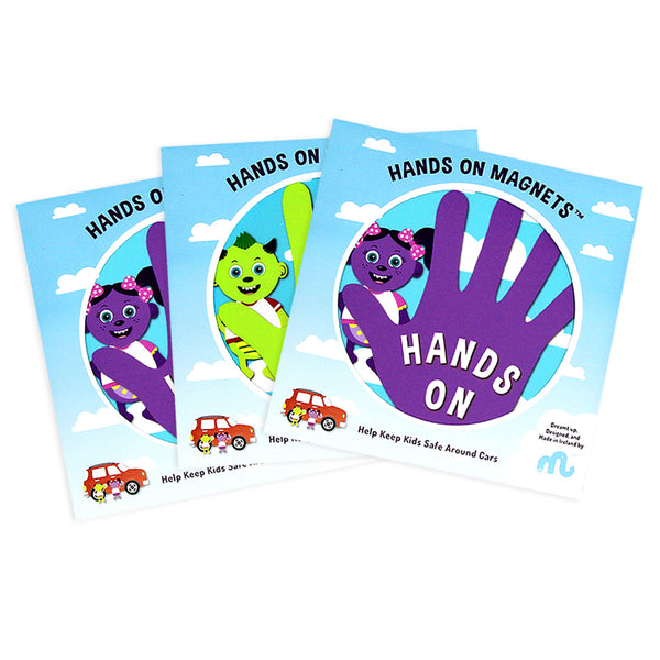 Hands On Magnets – Multi Pack (Three Pack)