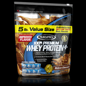 100% Premium Whey Protein Plus - Muscle Tech