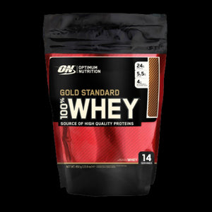100% Whey Protein Gold Standard - 450g ON