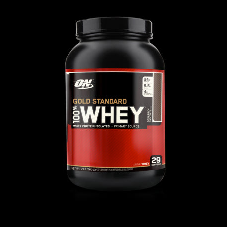 100% Whey Protein Gold Standard - 908g ON