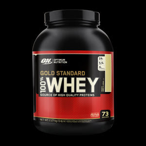 100% Whey Protein Gold Standard - 2273g ON