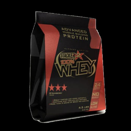 100% Whey - Stacker 2