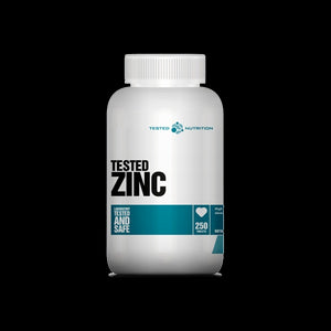 Zinc - Tested Nutrition