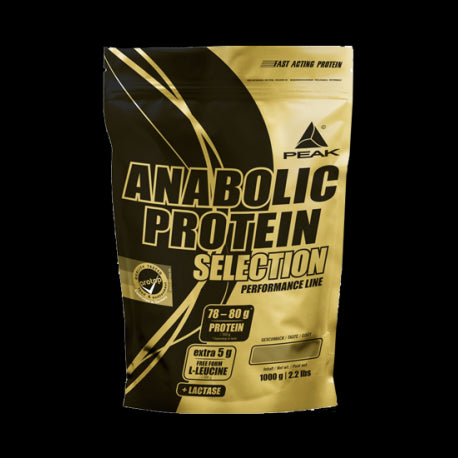 Anabolic Protein Selection - Peak 1000g
