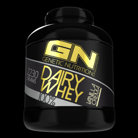 100% Dairy Whey (2230g) - GN Laboratories