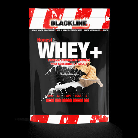 Honest Whey Plus - Blackline 2.0 - 1000g