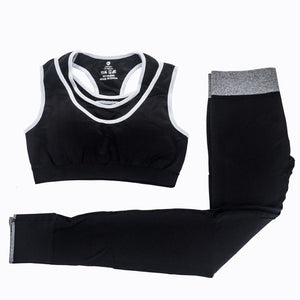 Sweat Wicking Fitness Set