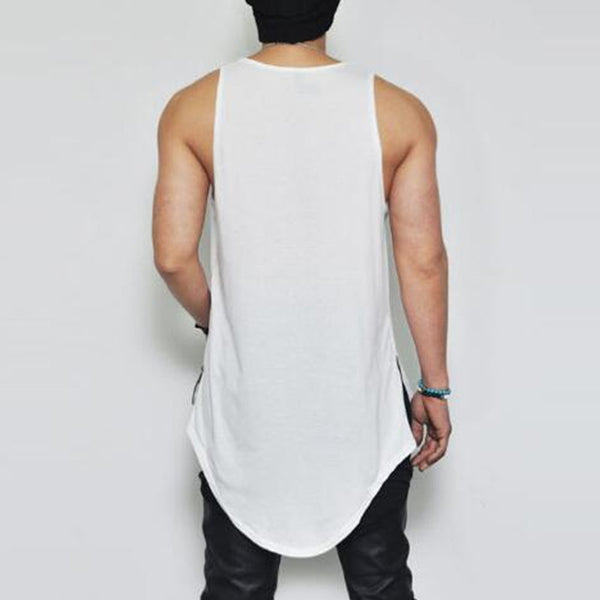 Sleevless Mens Tanktop