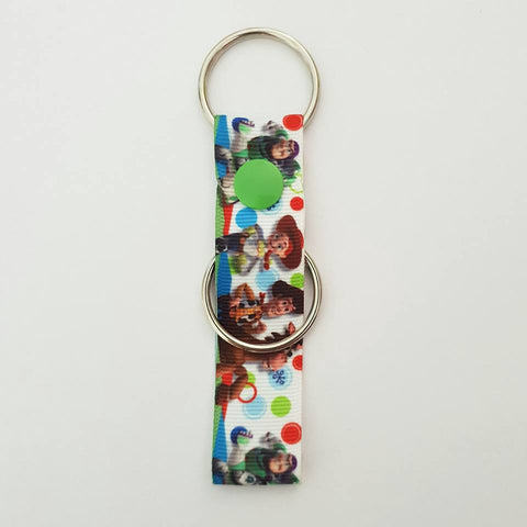 Toy Story Personalised Bag Tag