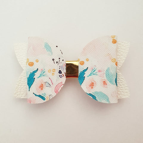 "Flowers ""Maria"" Style Bow"