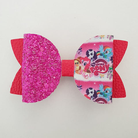 "My Little Pony - Pink ""Maria"" Style Bow"