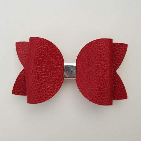 "Red Wine ""Maria"" Style Bow"