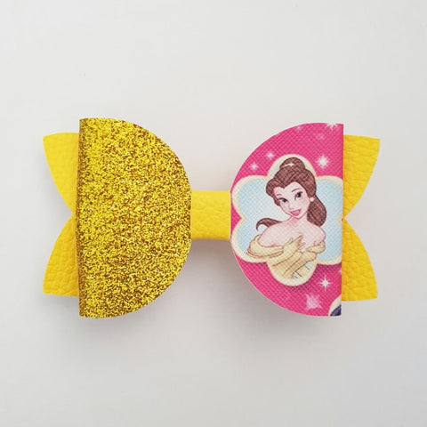 "Belle - Beauty and the Beast ""Maria"" Style Bow"