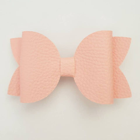 "Baby Pink ""Maria"" Style Bow"