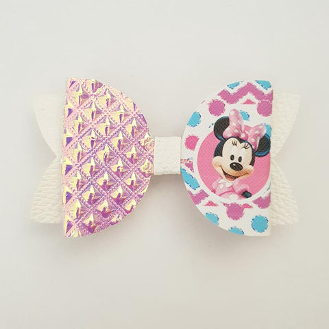 "Minnie Mouse  ""Maria"" Style Bow"