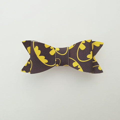 "Batman ""LILLY"" Style Bow"
