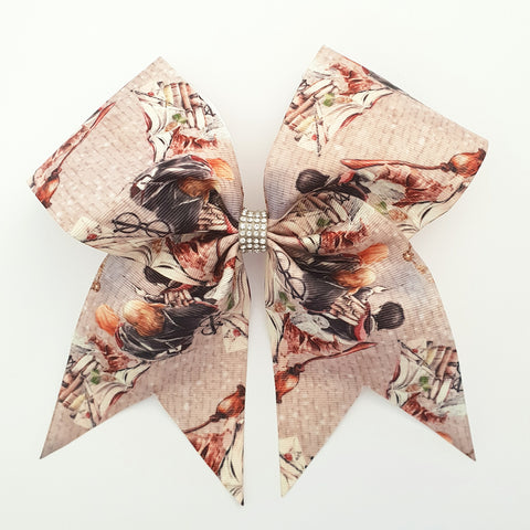 "Harry Potter ""O.T.T. CHEER"" Style Bow"