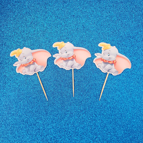 Dumbo - Cupcake Toppers