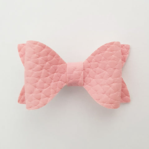 "Pink ""EVIE"" Style Bow"