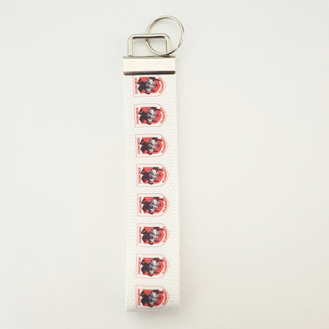 Dragons - Large Key Fob