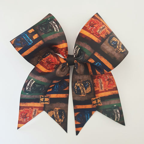 "Harry Potter Teams ""O.T.T. CHEER"" Style Bow"