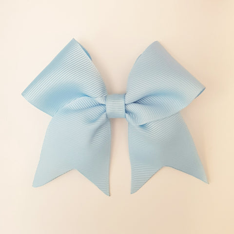 Blue - MINI Cheer Bow