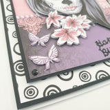 Sugar Skulls Birthday Card