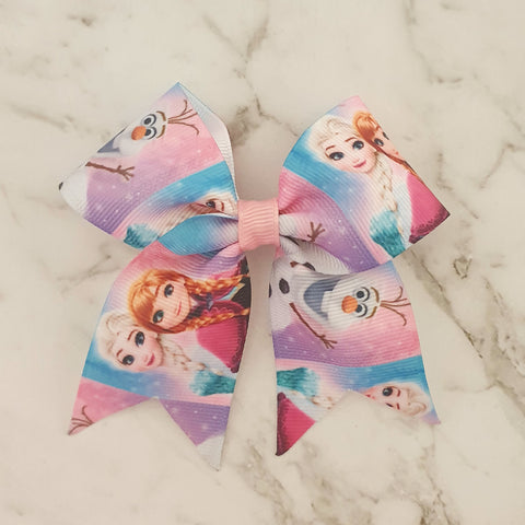 Frozen MINI Cheer Bow