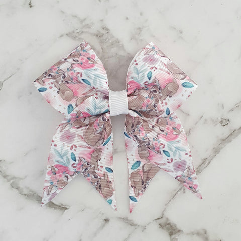 Deers -MINI Cheer Bow