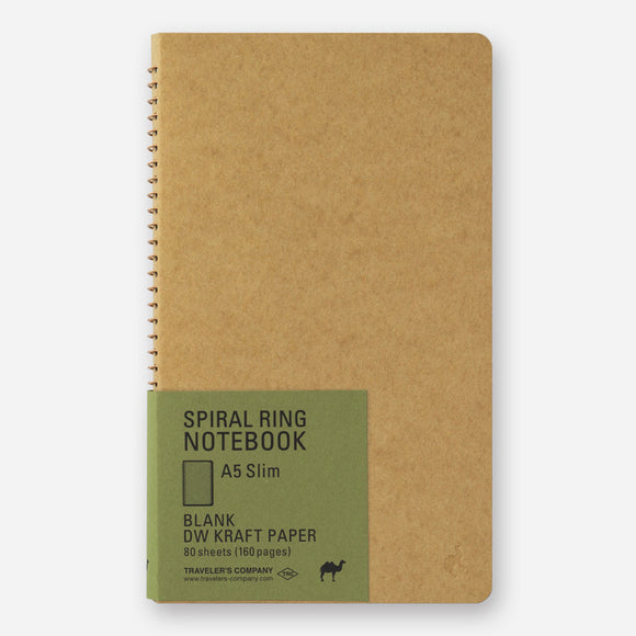 TRC Notebook kraft
